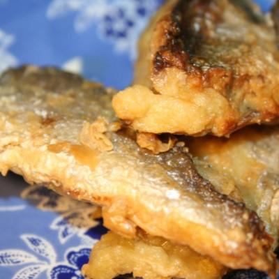 糟卤小黄鱼--空气炸锅食谱
