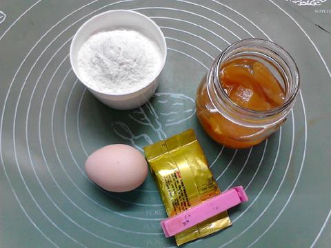烘焙必学酵母版黄桃松饼