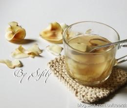一碗清润甜汤赶走秋燥/海底椰马蹄糖水