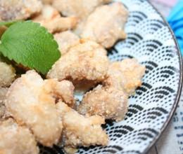 【盐酥鸡】--#空气炸锅食谱#