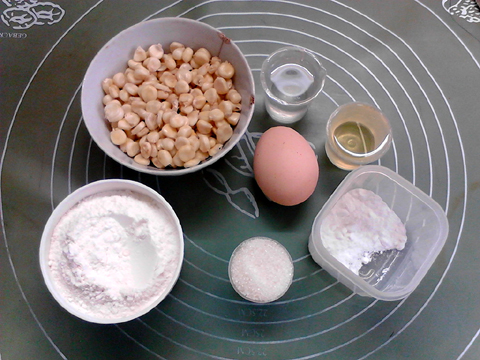 糯玉米松饼