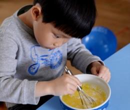 姥姥手记(125):学做蛋糕