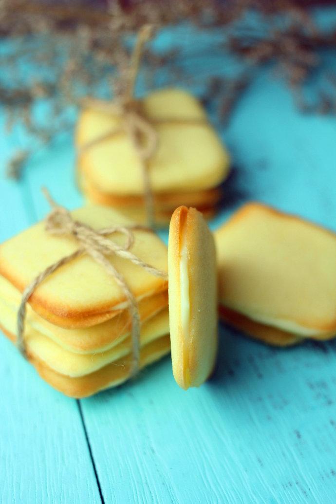 食过复刻之北海道白色恋人巧克力饼干