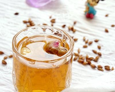 健康低脂饮品三花大麦茶