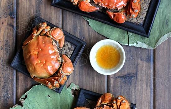 【熟醉蟹】酒香馥郁的吮指熟醉蟹