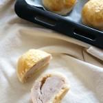 西屋蒸烤箱食谱——半素食主义者的芋头酥