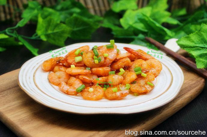糖醋蝦加點它,肉嫩鮮美無腥味,甜而不膩,酸甜適中,很好吃!