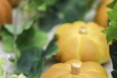 〈面食°〉万圣节:南瓜造型的南瓜蜜红豆面包