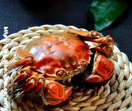 花雕蒸蟹——————透着酒香,味道更赞的大闸蟹