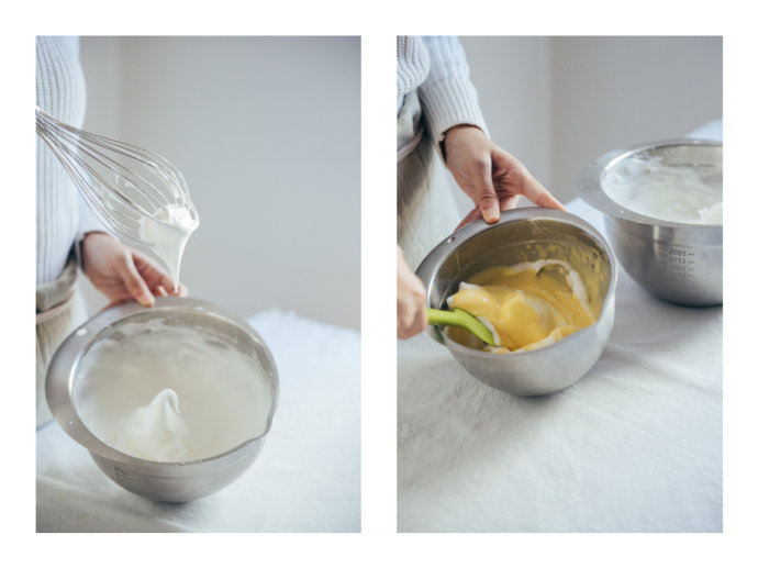 戚风蛋糕 如何维持蛋白霜的稳定