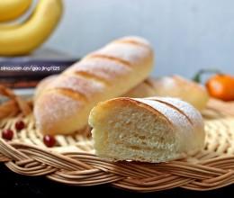 全麦软欧面包—越简单越本味