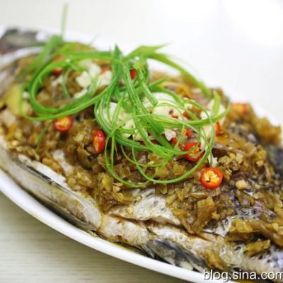 〈荤菜°〉酱椒罗非鱼:再接地气也有惊艳的吃法