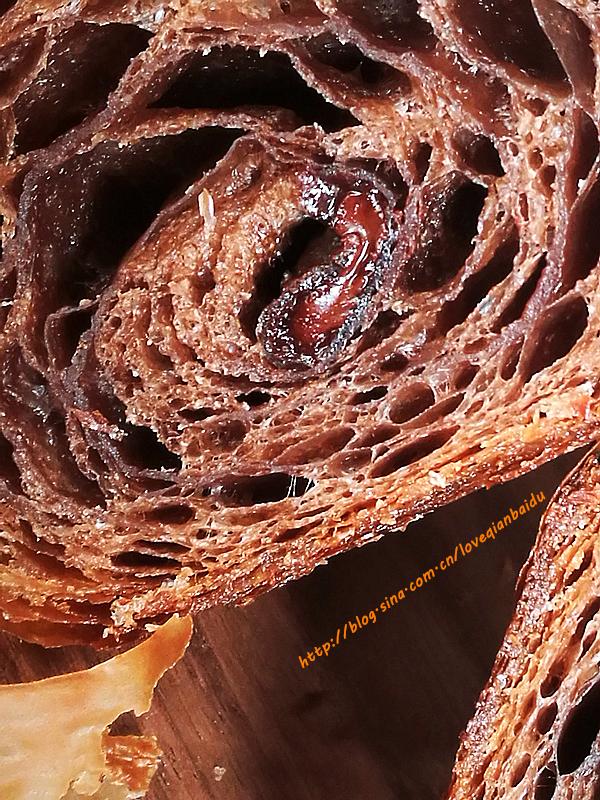 【巧克力可颂】精致的脏脏包