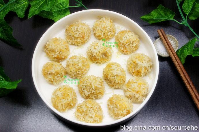 冬天吃它最适合,做成丸子,软糯清香,一口一个,吃饱一天不饿