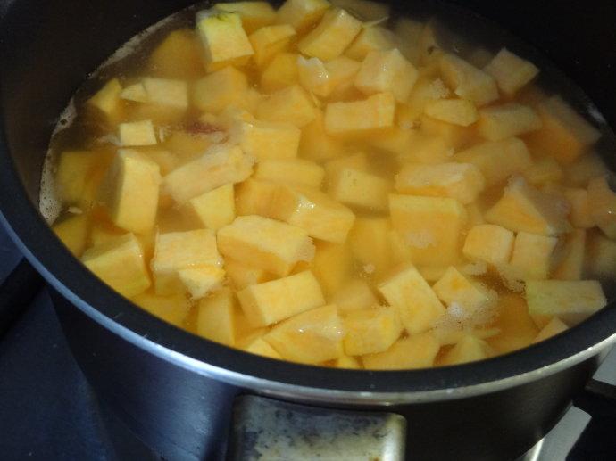 冬日里的小温暖【烤红薯法棍】