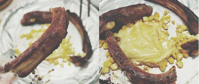 餐廳招牌菜在家就能輕松做出來/蒜香芝士烤排骨