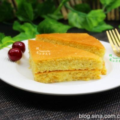 教你做紅薯蛋糕,蓬松軟綿,清香甜美,做法一看就會!