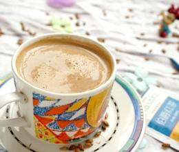 奶粉版大麦奶茶