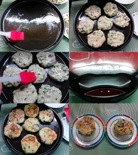 风干牦牛肉土豆饼