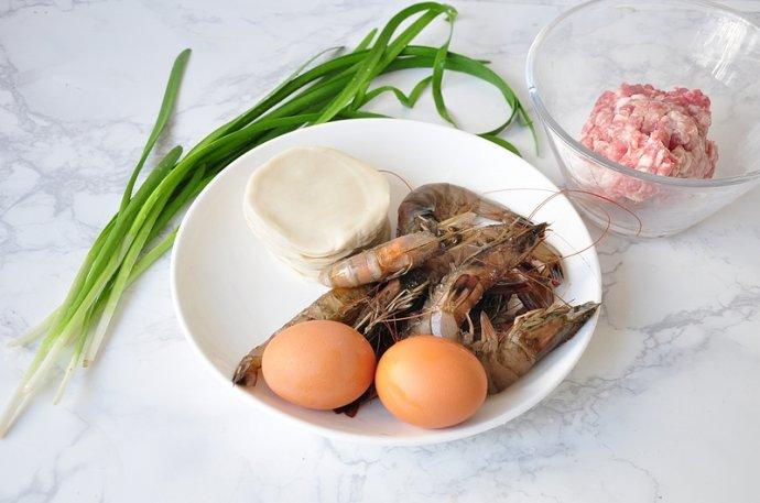 吃一次忘不掉的抱蛋鮮肉蝦餃