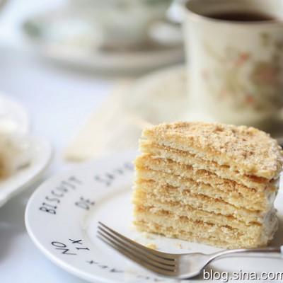 【早餐°】2018-11-21:俄罗斯提拉米苏/红茶