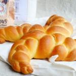 美人的披肩长发【Tresses面包】(海绵酵头法)