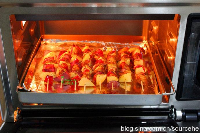 烤肉串不用炭火,在家做只需3步,外焦里嫩,全家都愛吃