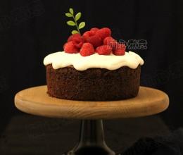 【巧克力蛋糕】超级美味的巧克力戚风蛋糕