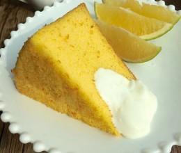 我的最爱南瓜戚风蛋糕