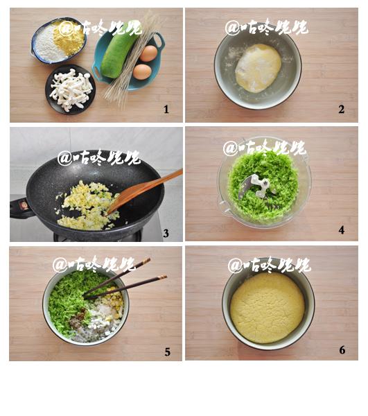 【萝卜菜团子】老式味道新做法