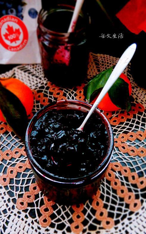 营养又美味——【蓝莓果酱】