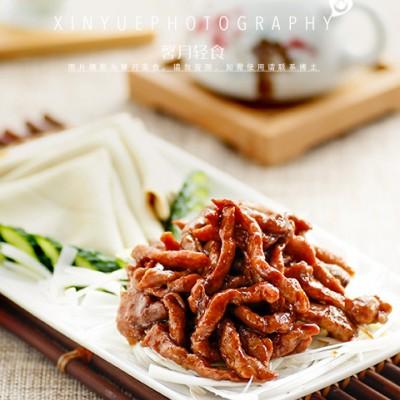 【京酱肉丝】——酱香浓郁回味无穷的经典菜