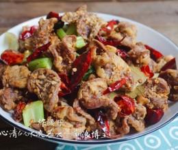 炸腰子---东北年菜