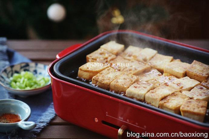 补钙高手豆腐,这样做全家人都喜欢
