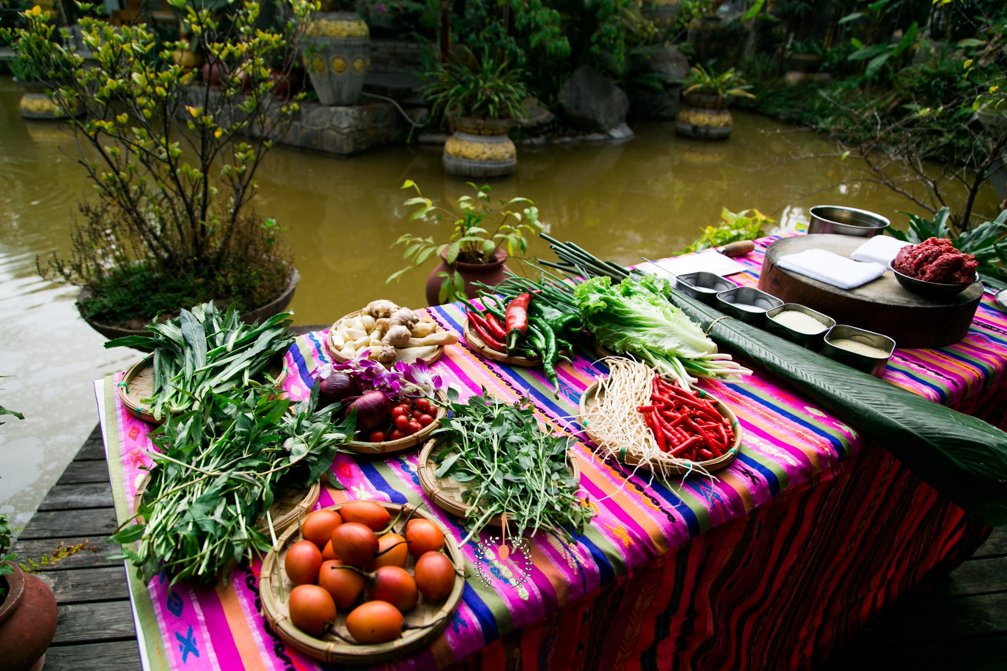 【滇】中缅边境奇食之旅,用苦牛肠水招待贵宾