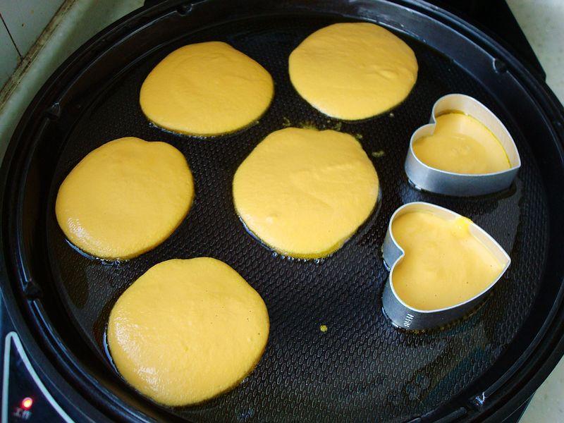 冬天南瓜就这样做早餐香甜又黏糯