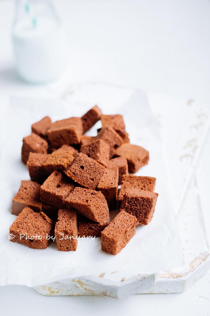【巧克力戚风蛋糕】巧克力控们不能错过的一款蛋糕