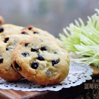 最经典的美式大曲奇,软饼干,又糯又香甜