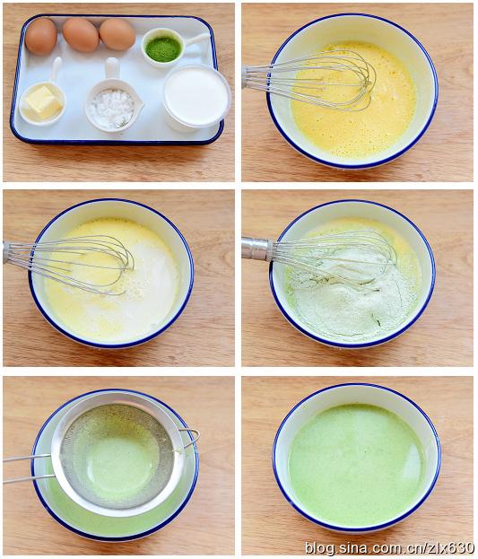 冬季下午茶的最佳选择——抹茶毛巾卷