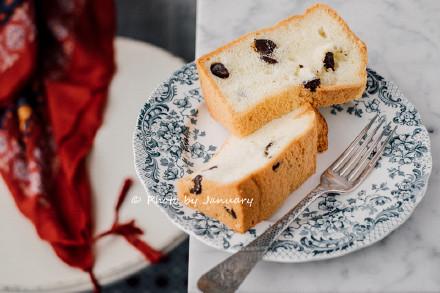 【巧克力豆戚风蛋糕】好吃简单易上手的一款蛋糕