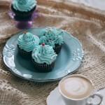 【早餐°】2019-3-5:奶油Cupcake(杯蛋糕)/卡布奇諾