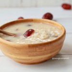 营养燕麦红枣粥