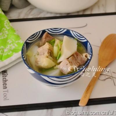 【山药萝卜炖牛腩】健脾胃增强免疫力,多给家人吃一些
