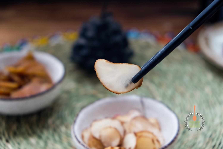 会吃姜的女人美如花----洋姜咸菜