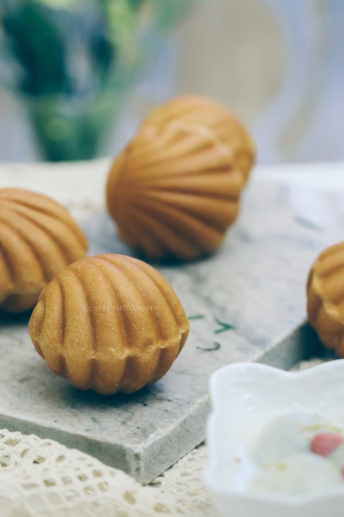 现磨花生黑芝麻汤圆麻薯珍珠贝壳小面包