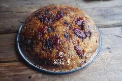 西安小吃在家做---红枣甄糕