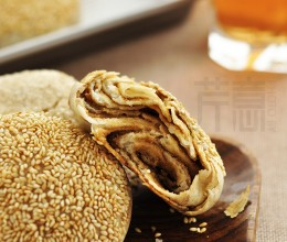 芝麻酱甜酥饼:香酥甜美的健康小点心,补钙又养胃!