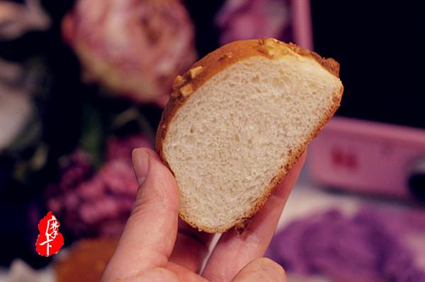 面包店的畅销款之~帕帕罗蒂【咖啡墨西哥面包】
