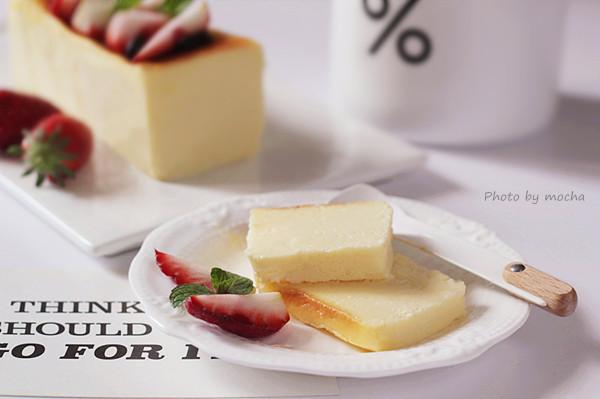 乳酪控不要錯過滴~Ins網紅蛋糕【CheeseTerrine乳酪磚】