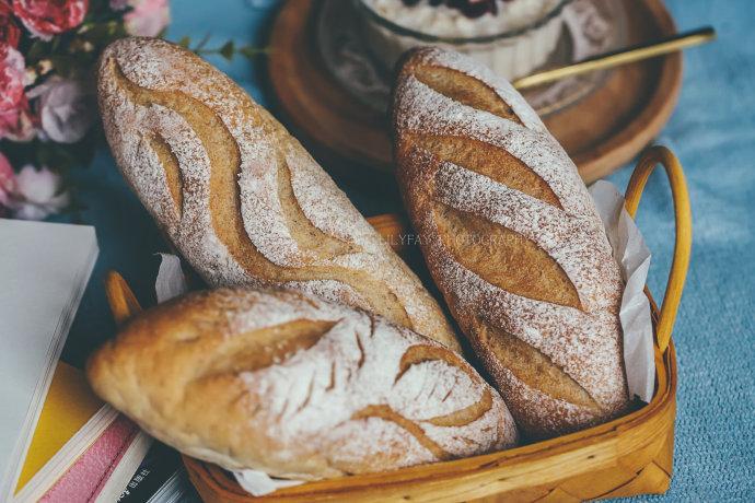 【早餐°】2019-4-22:低糖低脂全麦软欧面包/牛奶燕麦片